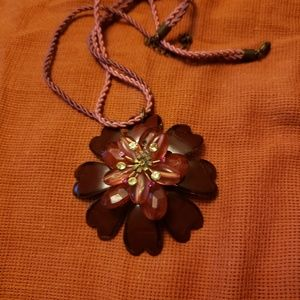 Accessories - Pendent/chocker necklace set